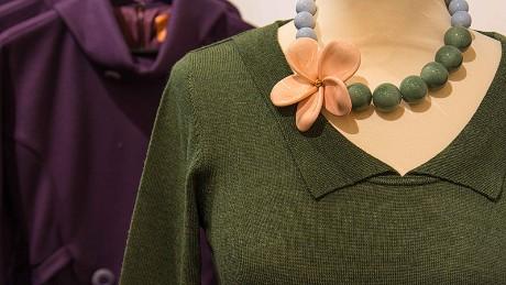 Atelier Annarosa Rava, Milan clothes shop, Italy