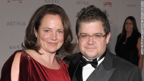 Michelle McNamara, writer and wife of Patton Oswalt, died on Thursday at her Los Angeles home.