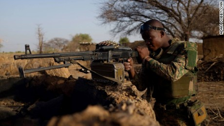 Penetrating Boko Haram's stronghold: The Sambisa Forest
