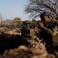 Nigerian army machine gun Mafa