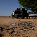 discarded ammunition nigerian army