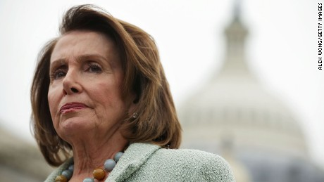Pelosi: Trump 'projecting' his problems onto others