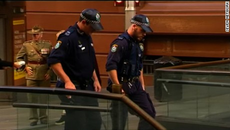 Australian teen charged over alleged terror plot