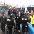 formula e police presence