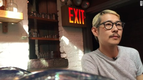 Chef Danny Bowien serves up off-the-charts spicy dishes at his restaurants.