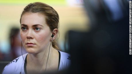 Jess Varnish says British Cycling chiefs made sexist comments after she was cut from team.