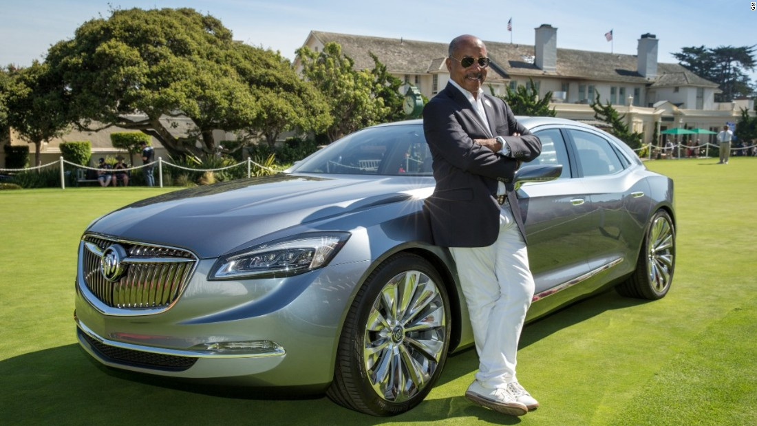 General Motors' Global Vice President for Design, Ed Welburn, is retiring in July after 44 years at the company.