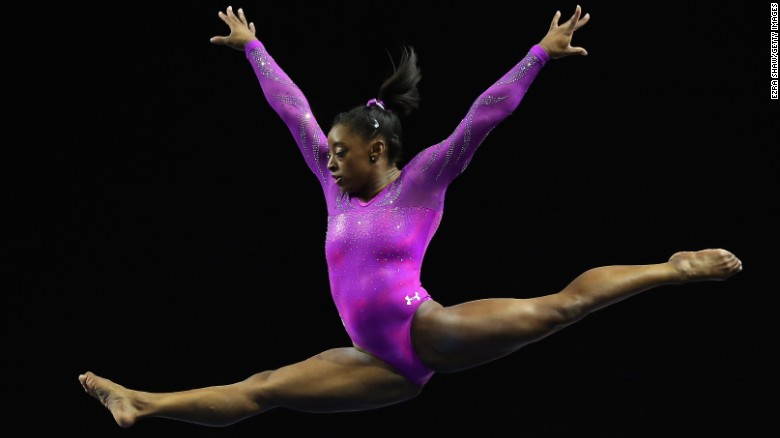 CNN speaks with Simone Biles