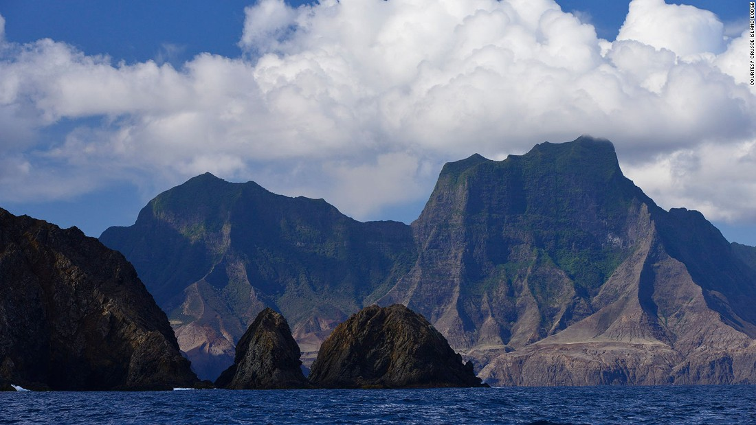 "Crusoe Island was once home to an 18th-century castaway said to have inspired Daniel Defoe to write ""The Adventures of Robinson Crusoe."""