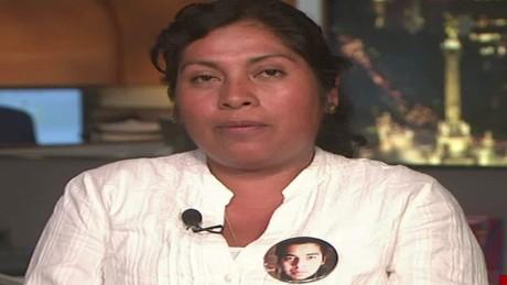 cnnee conclusiones intvw cristina bautista madre estudiante ayotzinapa_00040920
