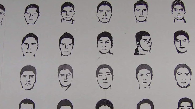 Mexico blocks probe into missing students