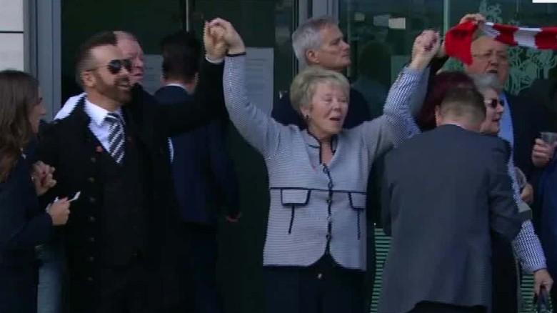 families celebrate hillsborough verdict riddell live_00000404