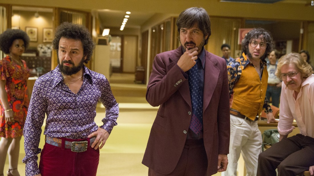 "<strong>""Vinyl"" season 1:</strong> Max Casella and Ray Romano star in this HBO series about a 1970s New York music executive trying to make a go of it. <strong>(iTunes) </strong>"
