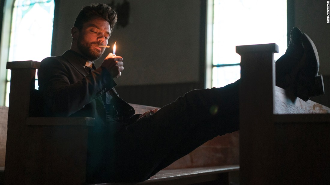 "<strong>""Preacher"" season 1</strong>: AMC has adapted another comic book series, this time with Dominic Cooper as Jesse Custer, a Texas preacher who enlists the help of a vampire in his quest to find God. <strong>(iTunes) </strong>"