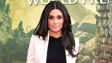 Designer Rachel Roy says she was targeted by Beyonce fans.