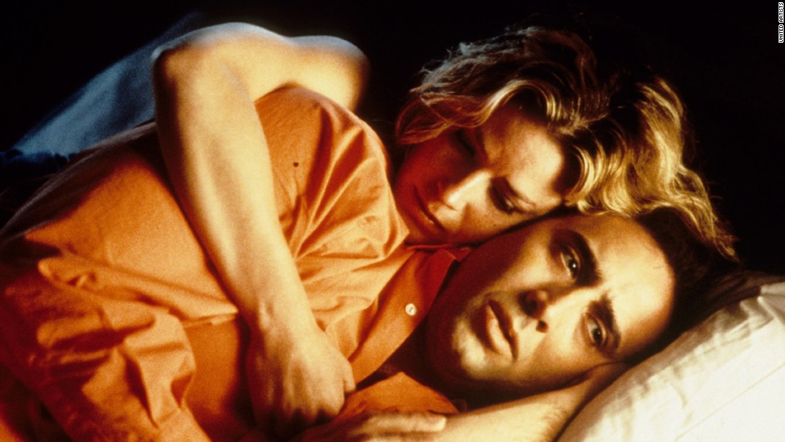 "<strong>""Leaving Las Vegas""</strong>: Elisabeth Shue tries to save Nicolas Cage from drinking himself to death in this dark drama. <strong>(Amazon Prime) </strong>"
