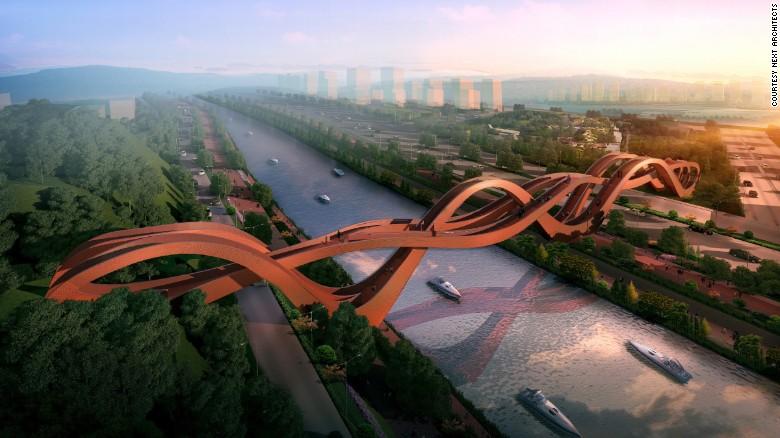 世界上最壮观的桥梁 - wuwei1101 - 西花社