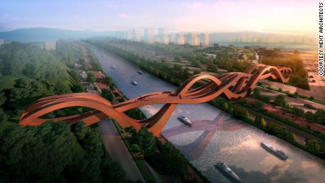 A bridge too far? 12 spectacular new bridges that break the mold