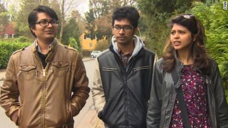 Bangladeshi writers living in exile