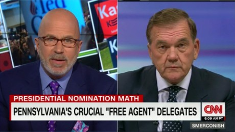 Tom Ridge on PA  Primary, GOP Convention_00012903