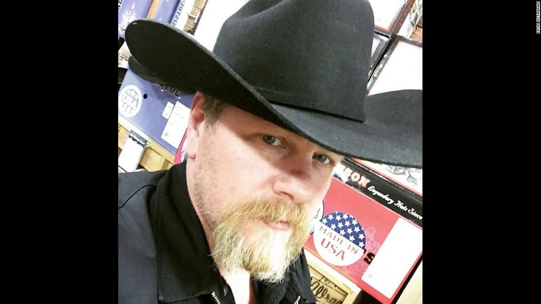 "Actor Michael Cudlitz <a href=""https://www.instagram.com/p/BD1HzIGM81I/"" target=""_blank"">posted this selfie to Instagram</a> with the hashtag ""Nashville"" on Tuesday, April 5."
