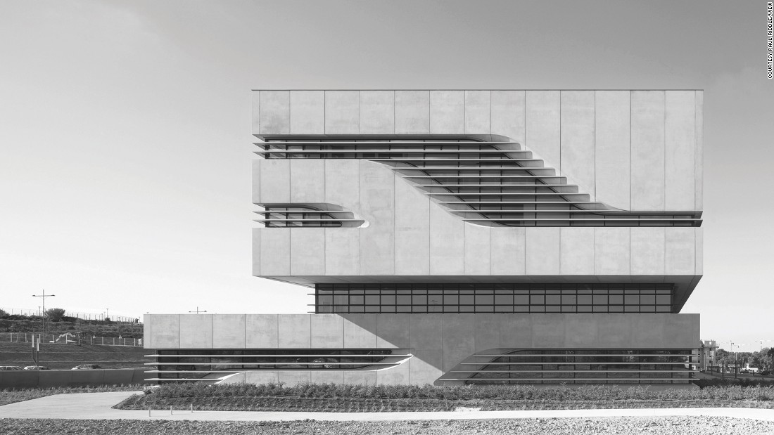 Modern Architectural Forms brutalism: from cool to crude and back again | cnn style