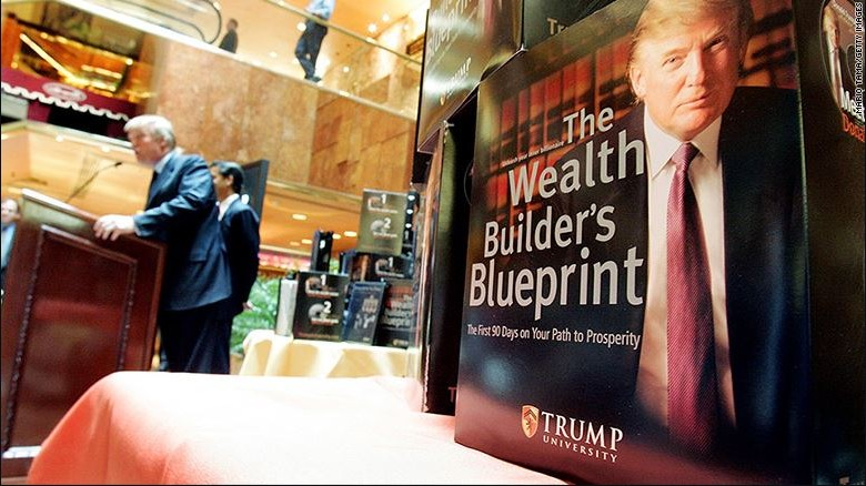 Trump University 'playbooks' released