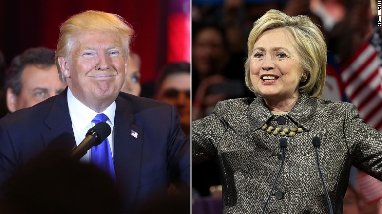 Trump: Clinton benefiting from 'double standard'