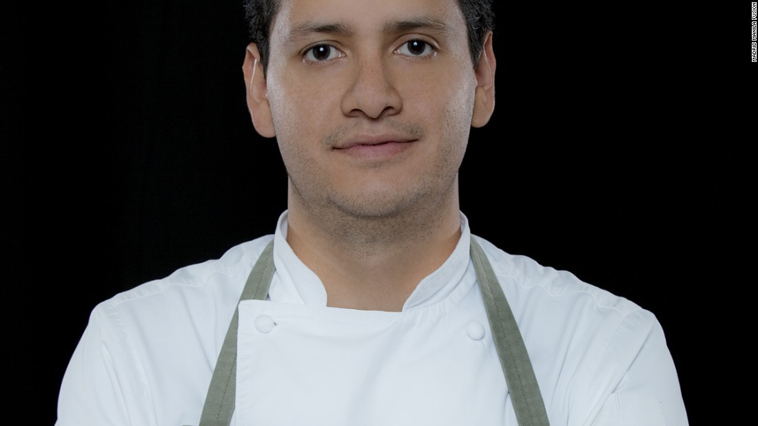 Mexico City-based chef Jorge Vallejo has swiftly become the global face of contemporary Mexican cuisine. His restaurant Quintonil is hailed as the benchmark for reinterpreted Mexican home cooking.