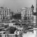 place de la concorde traffic 1971