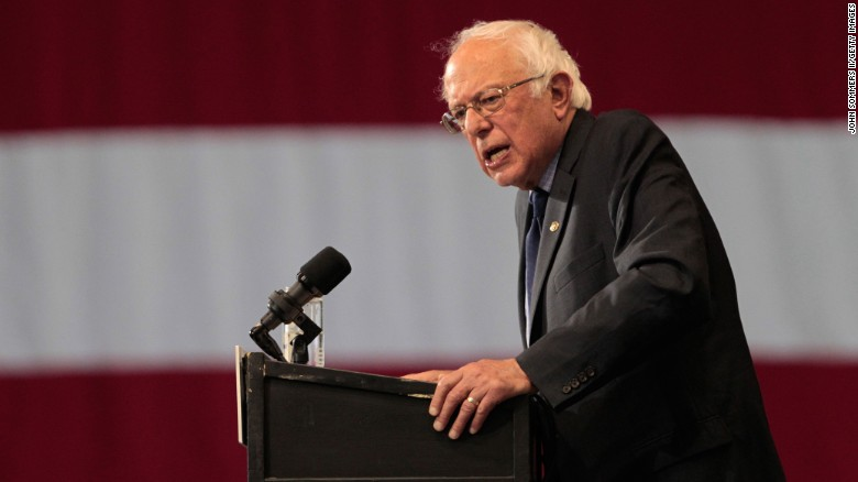 Sanders campaign to lay off 'hundreds' of staffers