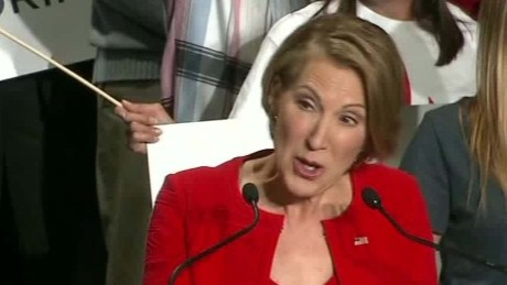 carly fiorina vice president singing sot erin_00003605