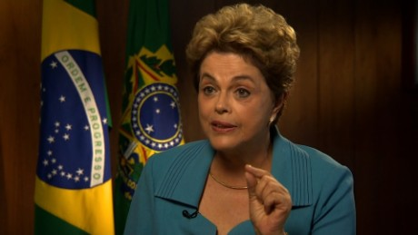 Dilma Rousseff: I will fight to survive impeachment