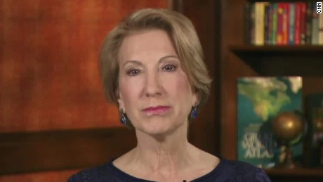 Carly Fiorina: Trump hasn't scored 'touchdown' yet