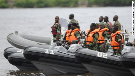 Report: Nigeria sees nearly one pirate attack a week