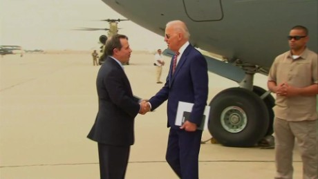 Biden makes surprise Iraq visit