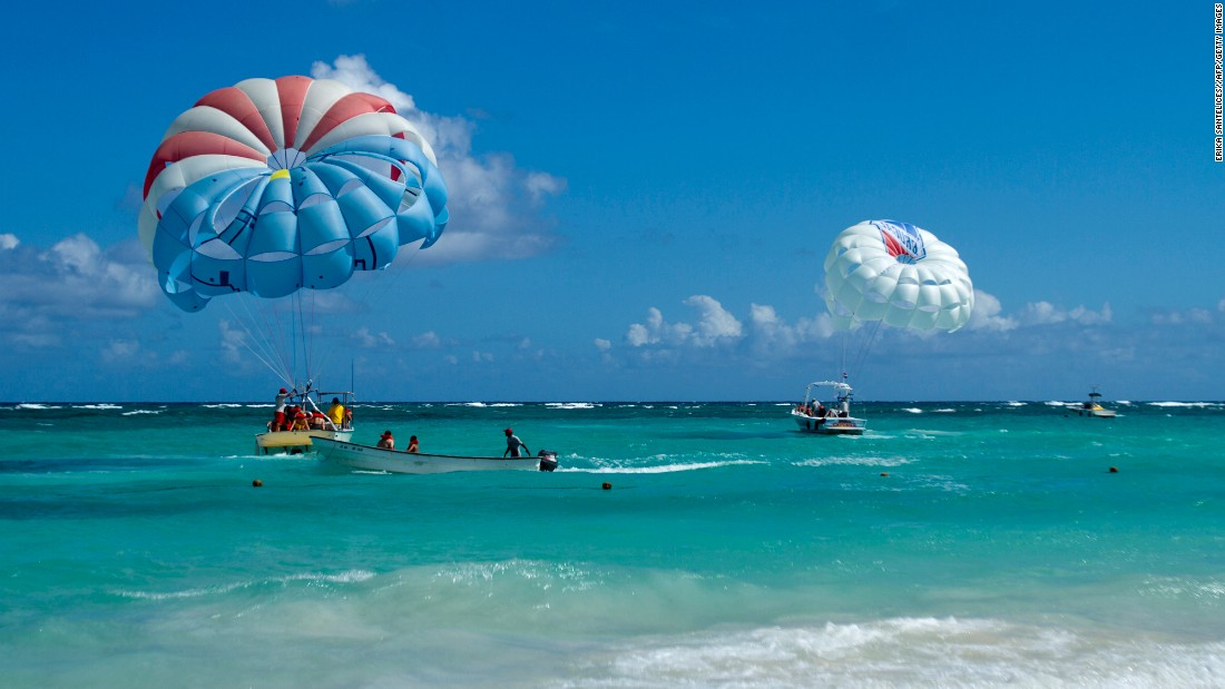 Punta Cana, Dominican Republic, fares are also down by 31%.