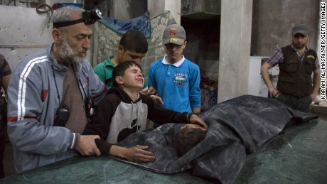 ICRC spokesman: Aleppo suffering has been enormous