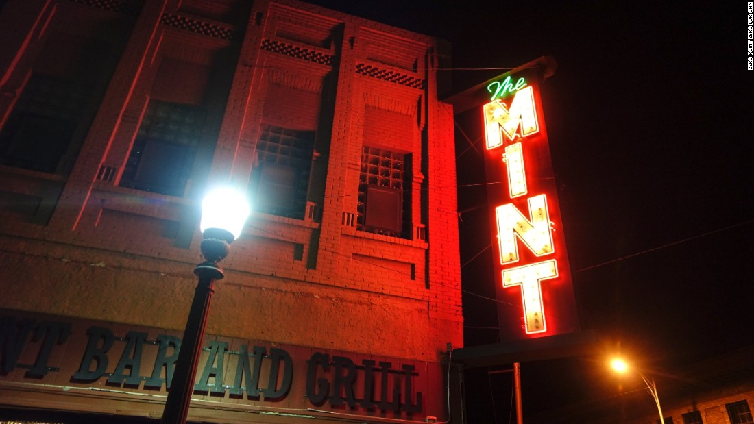 The Mint in Livingston opened in the 1920s and holds the oldest liquor license in Montana.
