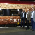 fourex train richard branson