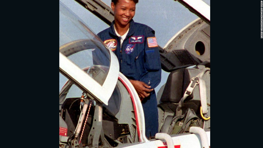 Previously, scientists were concerned about exposure to radiation and risk of blood clots in space, but there is no evidence supporting this to date. Pictured, Science Mission Specialist Mae Jemison who became the first African American woman to fly in space in 1992.