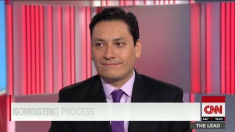 DNC responds to delegate criticism Lead Luis Miranda live_00002322