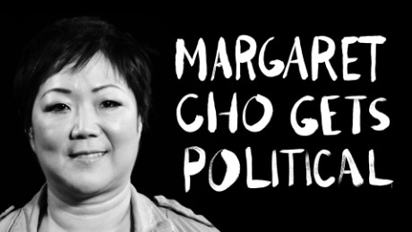 Margaret Cho on LGBT issues and importance of voting