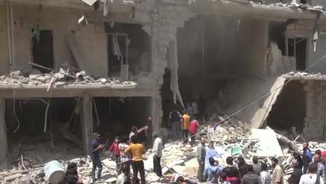 ekzayez aleppo hospital strike intv walker holmes_00022513
