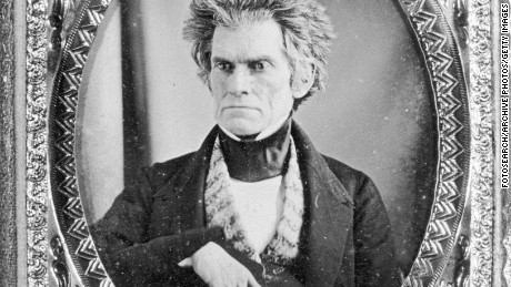 Yale's mistake on John Calhoun