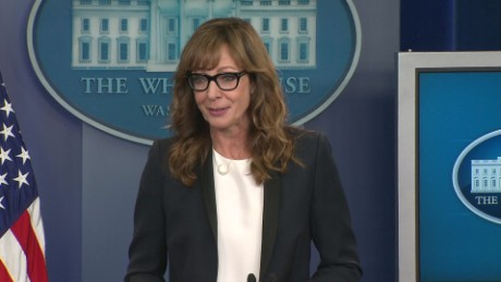allison janney addresses opioid epidemic white house briefing_00001903