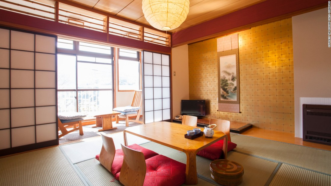 The Ryokan Tokyo Yugawara, opened in March 2016, offers a traditional Japanese inn experience within the confines of a hostel.