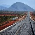 Kenya railway view