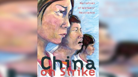 "The book ""China on Strike: Narratives of Worker Resistance,"" edited by Eli Friedman."