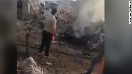 Car bomb kills dozens in Iraq